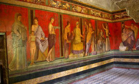 Villa dei Misteri din Pompei