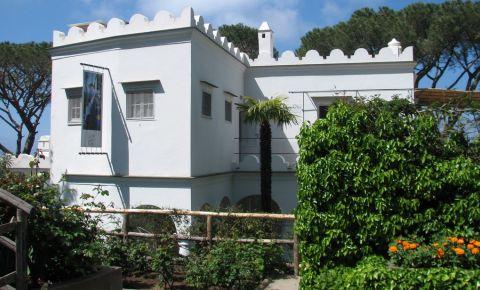 Vila San Michele din Insula Capri