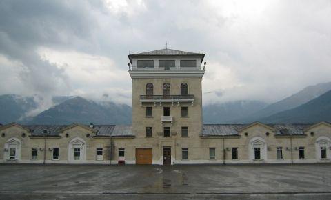 Vinaria Massandra din Yalta