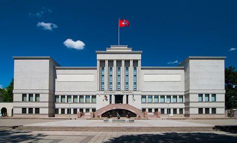 Muzeul Marelui Razboi Vytautas din Kaunas