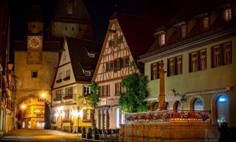 Muzeul Weihnachtsmuseum din Rothenburg ob der Tauber