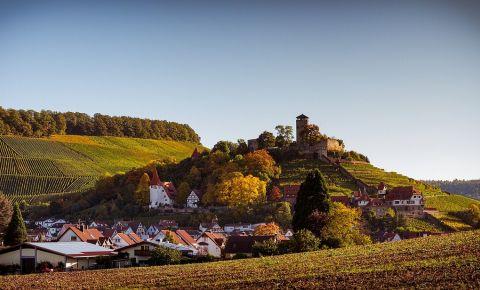 Regiunea Wurttemberg din Stuttgart