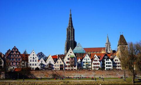 Zidul Stadtmauer din Ulm