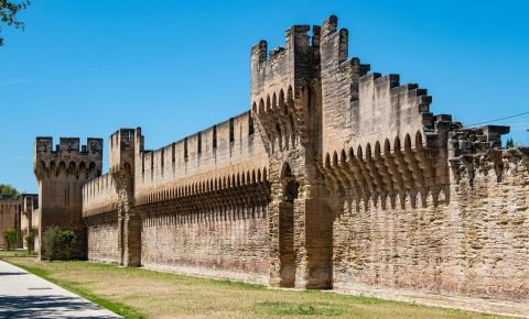 Zidurile Orasului Avignon