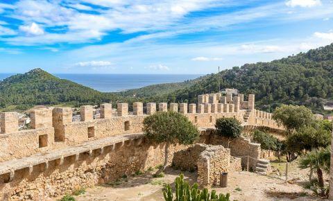 Zidurile Orasului Palma de Mallorca