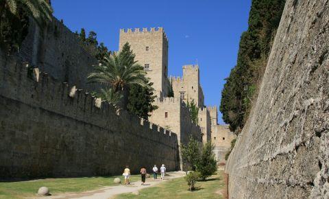 Zidurile Orasului Rodos
