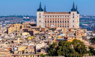 Castelul Alcazar din Toledo