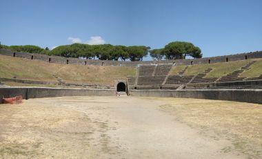 Amfiteatrul din Pompei