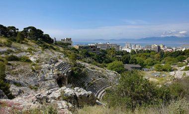 Amfiteatrul Roman din Cagliari