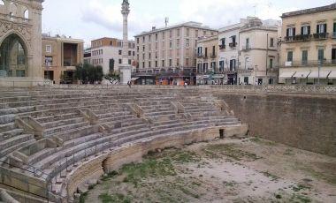 Amfiteatrul Roman din Lecce