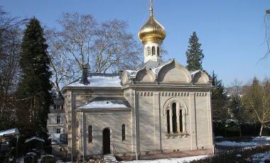 Biserica Rusa din Baden-Baden