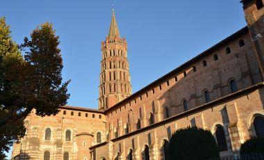 Basilica Saint Sernin din Toulouse