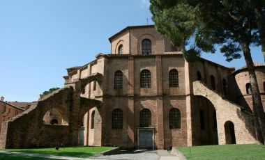 Basilica San Vitale din Ravenna