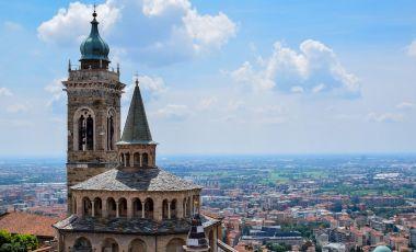 Basilica Santa Maria Maggiore din Bergamo