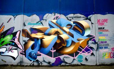 Zidurile Pacii din Belfast