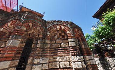 Biserica Arhanghelilor Mihail si Gavril din Nessebar