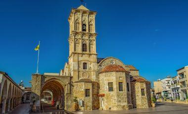 Biserica Ayios Lazaros din Larnaca