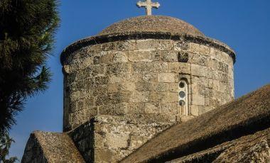 Biserica Fecioara Maria din Paralimni