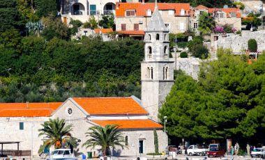 Manastirea Franciscana si Biserica Fecioara Preacurata din Cavtat