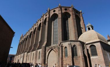 Biserica Iacobinilor din Toulouse