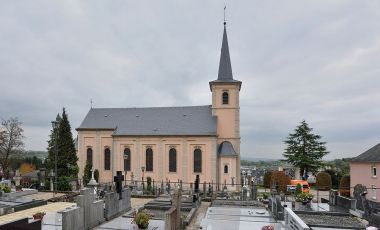 Biserica Sfantul Mihail din Mondorf les Bains