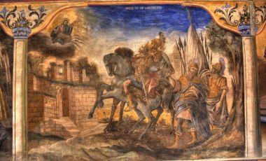 Biserica Omonima din Sfantii Constantin si Elena