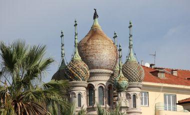 Biserica Ortodoxa Rusa din San Remo