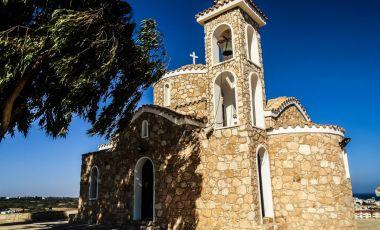 Biserica Profetului Ilie din Protaras