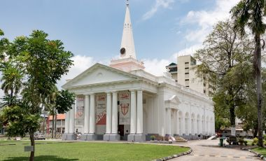 Biserica Sfantul Gheorghe din Georgetown