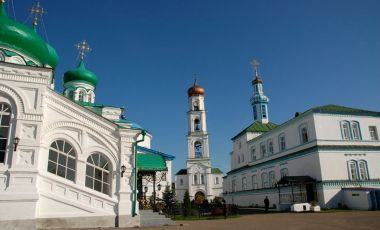 Biserica Sfantul Ioan Botezatorul din Kazan