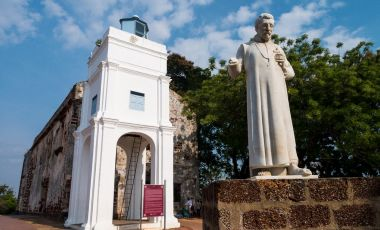 Biserica Sfantul Pavel din Malacca