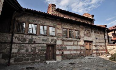 Biserica Sfantul Stefan din Nessebar