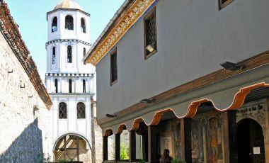 Biserica Sfintii Constantin si Elena din Plovdiv