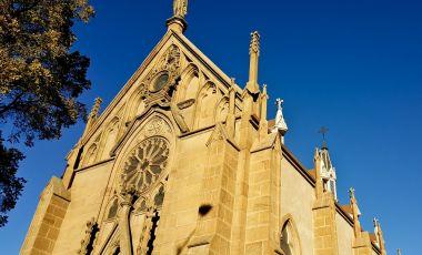 Capela Loretto din Santa Fe