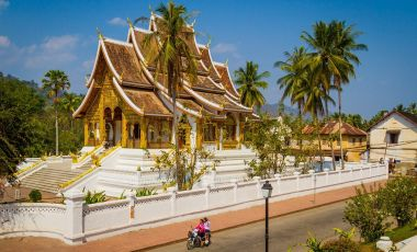 Capela regala din Luang Prabang