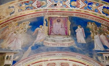 Capela Scrovegni din Padova
