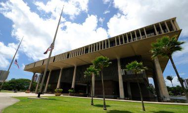 Capitoliul din Honolulu