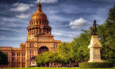 Capitoliul Statului Texas din Austin