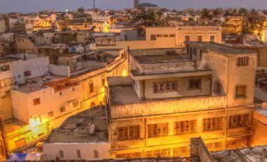 Cartierul Ancienne Medina din Casablanca
