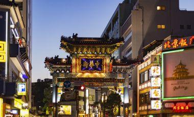 Cartierul Chinezesc din Yokohama