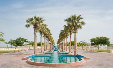 Cartierul Corniche din Khobar