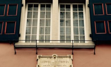 Casa Memoriala Ludwig van Beethoven din Bonn