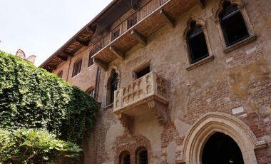 Casa Julietei din Verona