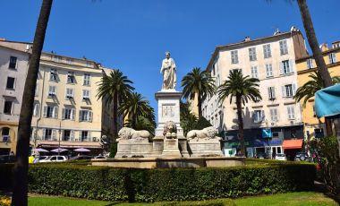 Casa memoriala Napoleon Bonaparte din Ajaccio