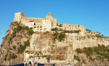 Castelul Aragonez din Insula Ischia