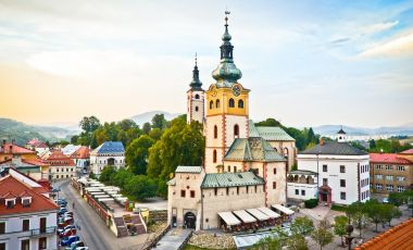 Castelul din Banska Bystrica