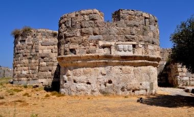 Castelul Cavalerilor din Insula Kos