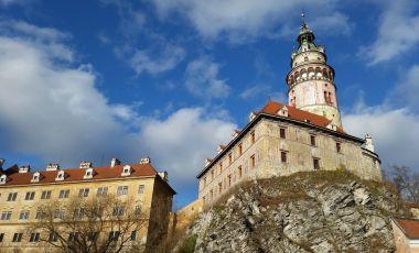Castelul din Cesky Krumlov