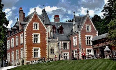 Castelul Clos Luce din Amboise