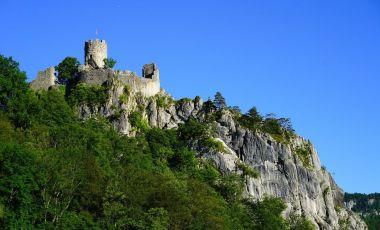 Castelul Falkenstein din Fussen